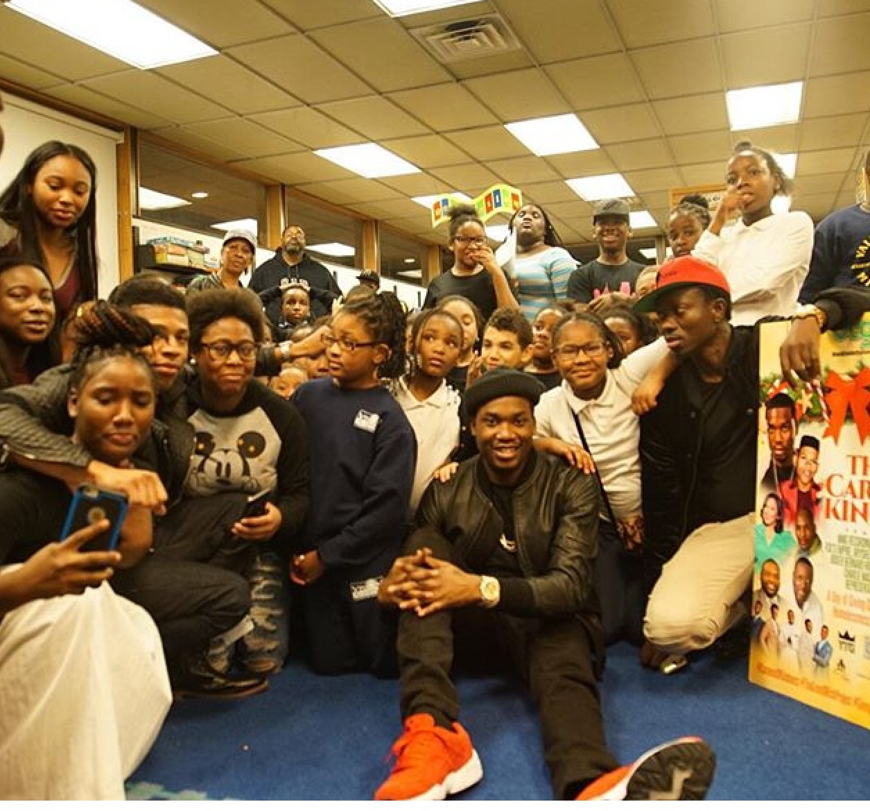 Yazz The Greatest, Meek Mill, Micheal Blackson, Brotherly Love,